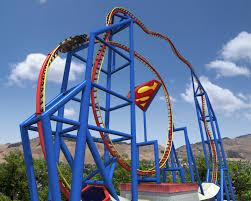 Bizarro Six Flags Great Adventure Six Flags Discovery Kingdom Announces U201csuperman Ultimate Flight
