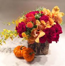 nyc flower delivery autumn rhapsody new york same day flower delivery