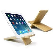 support de bureau pour smartphone bureau bois