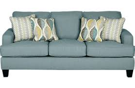 Blue Reclining Sofa by Living Room Sofas U0026 Couches Reclining Power Futon Etc