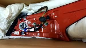 jdm nissan altima 2013 pair aftermarket led rear light taillight for nissan altima teana