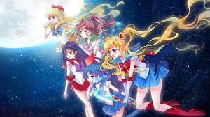 sailor moon group wallpaper sailor moon group full hd wallpaper and background image 1920x1080