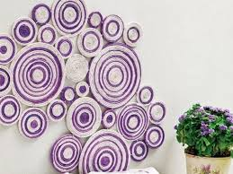 tutorial kerajinan tangan dari kertas gulung tutorial cara membuat hiasan dinding dari kertas bekas koran dekor