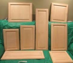 unfinished solid wood kitchen cabinet doors details about solid wood maple unfinished raised panel kitchen cabinet door variety option
