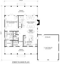 farmhouse style house plan 3 beds 2 00 baths 1738 sq ft plan