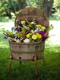 wood garden decor home design and decorating
