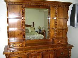 broyhill pine bedroom furniture ll light solid set fontana