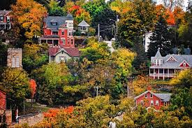 top 10 small towns to visit for thanksgiving