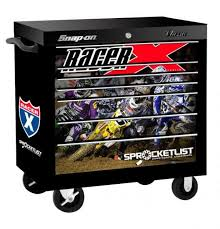 snap on tool storage cabinets win a custom wrapped snap on rolling tool cabinet racer x online