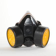 Masker Gas 3m 6391 p100 reusable respirator gas mask large walmart