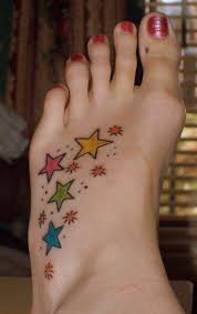 colorful tattoos of small on tattoomagz