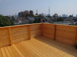 toronto roofing deck rooftop carpentry construction flat roof