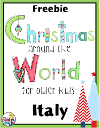 christmas worksheets in italian classroom freebies too christmas