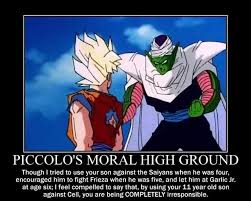 Dragonball Memes - image result for gohan they say you become what you eat