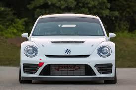 pushing a 2014 volkswagen beetle vw beetle grc cradles 1 6l turbo engine making 544 horses