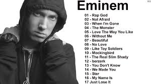eminem playlist the very best of eminem playlist best of eminem songs collection