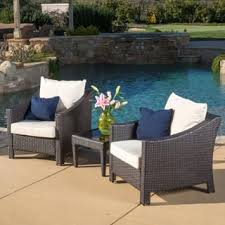 Wicker Outdoor Sofas Chairs  Sectionals Shop The Best Deals - Rattan outdoor sofas