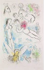 marc chagall limited editions and originals