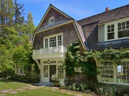 gambrel roof and details stuart silk architects architectural