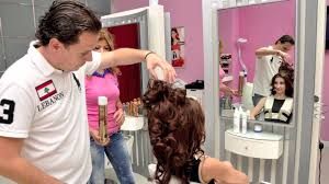 old fashinoned hairdressers and there salon potos bare salons ladies salon in dubai youtube