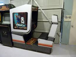 sit down arcade cabinet my gameroom grail finally comes home spyhunter sitdown archive