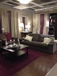 Bedroom Ideas Purple Carpet Ikea Purple Living Room Decorating Pinterest Living Rooms