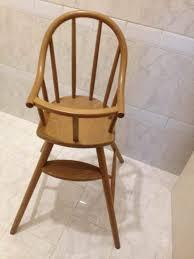 chaise de b b chaise haute de bébé bois massif marque ikea berceau lit