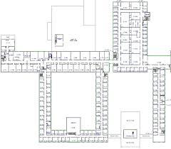 floorplan of building 510