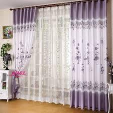 Purple And White Curtains Purple White Curtains 28 Images Pindia Set Of 2pc Plain Eyelet
