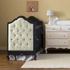Babies Bedroom Furniture White Eyelet Dust Ruffle Crib Bedding Bedskirt Ruffles