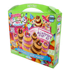 yummy nummies party birthday cake toys