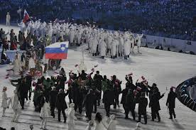 file slovenia at 2010 winter olympics opening ceremony 2 jpg