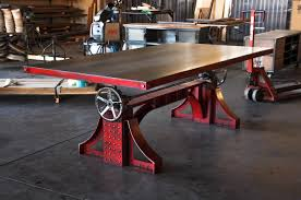 Industrial Dining Table Bronx Industrial Dining Table By Vintage Industrial Urban Icon