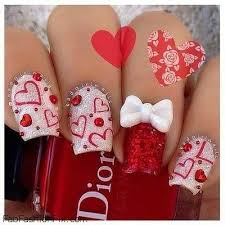 valentine u0027s day nails and nail art inspirations fab fashion fix