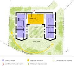 plan de maison de plain pied avec 4 chambres plan plain pied 5 chambres 4 1 304883 287 lzzy co