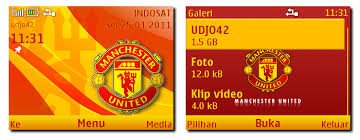udjo42 themes for nokia c3 manchester united nokia c3 theme