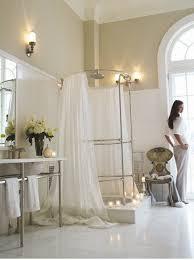 bathroom curtain ideas for shower shower curtain ideas in white color for luxury bathroom