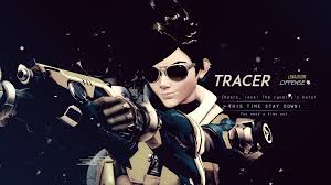 punk tracer overwatch 5k wallpapers tracer overwatch art 80 wallpapers u2013 wallpapers hd