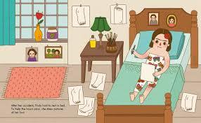 frida kahlo little people big dreams