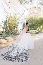Black And White Wedding Dress Black Veil For A Black Dress Weddingbee