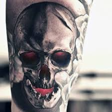 skull tattoos for