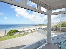 St Ives Beach House Stunning Lower Deck Apartment Sleeping 6 On Porthmeor Beach St