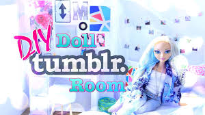 Barbie Home Decor by Diy How To Make Doll Room Handmade Crafts Youtube