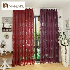 Best Fabrics For Curtains by Online Get Cheap Gray Curtains Aliexpress Com Alibaba Group