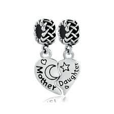 pandora halloween charms silver mother daughter bracelets celtic knot charm bracelet