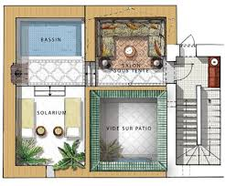 moroccan riad floor plan terrace morocco houses pinterest moroccan house and patios
