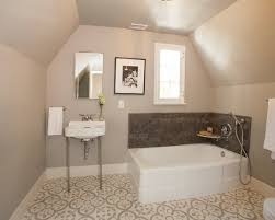 painting bathroom floor tiles to bring positive energy flooring