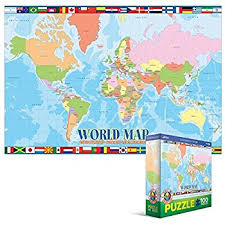 usa map jigsaw level five eurographics map of the united states of america