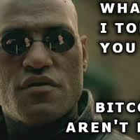 Bitcoin Meme - bitcoin meme matrix karmashares llc leveraging cryptocurrency to