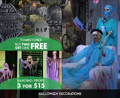 party city halloween catalog 2015 halloween supplies halloween city